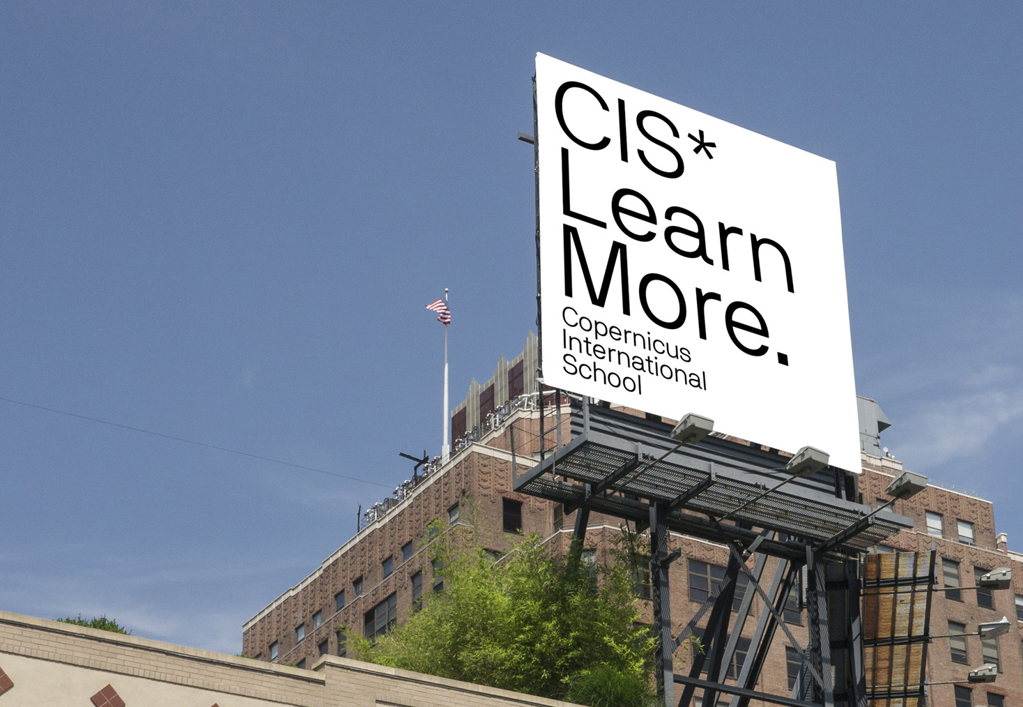CIS Billboard