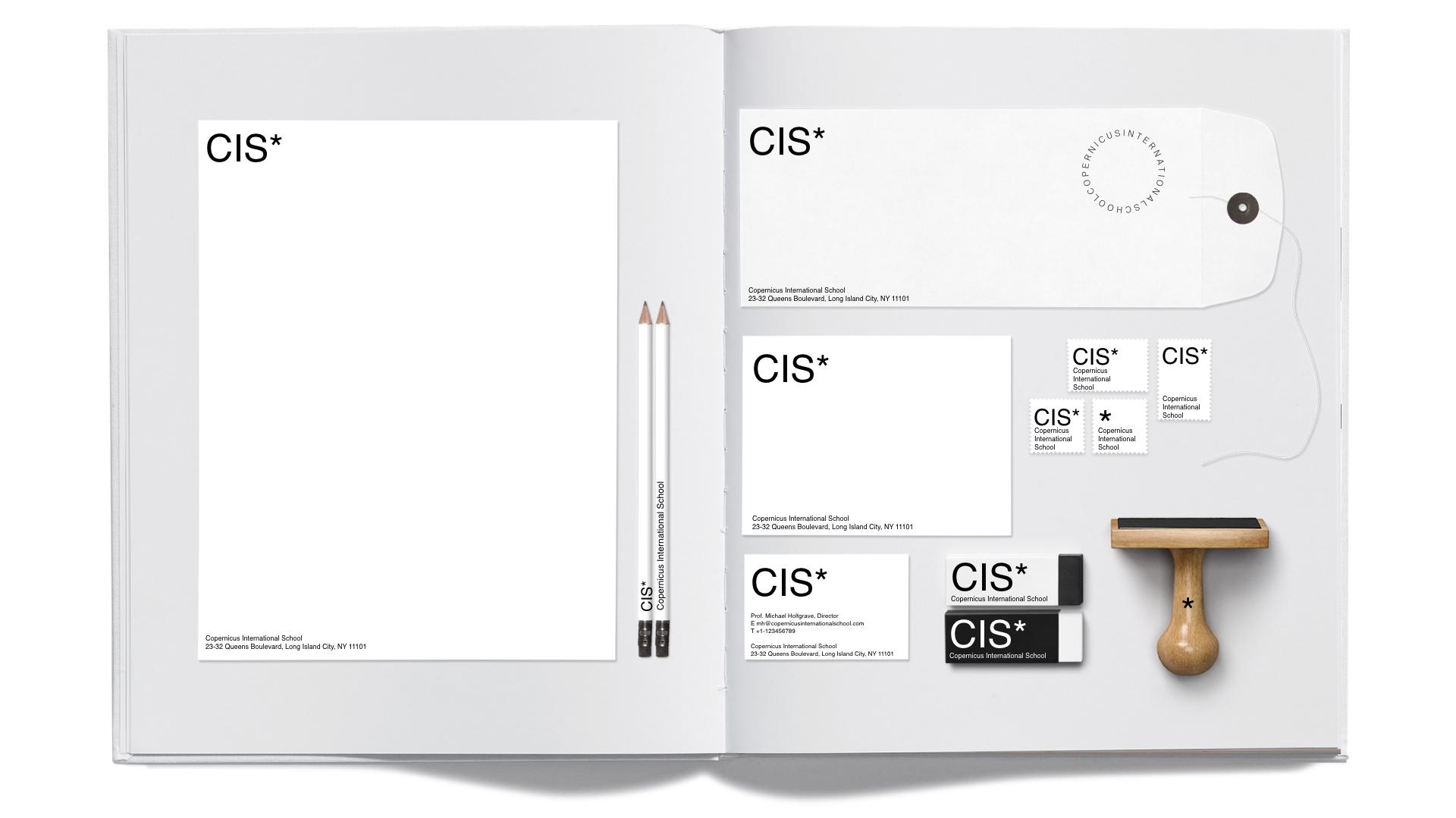 CIS Corporate Identity