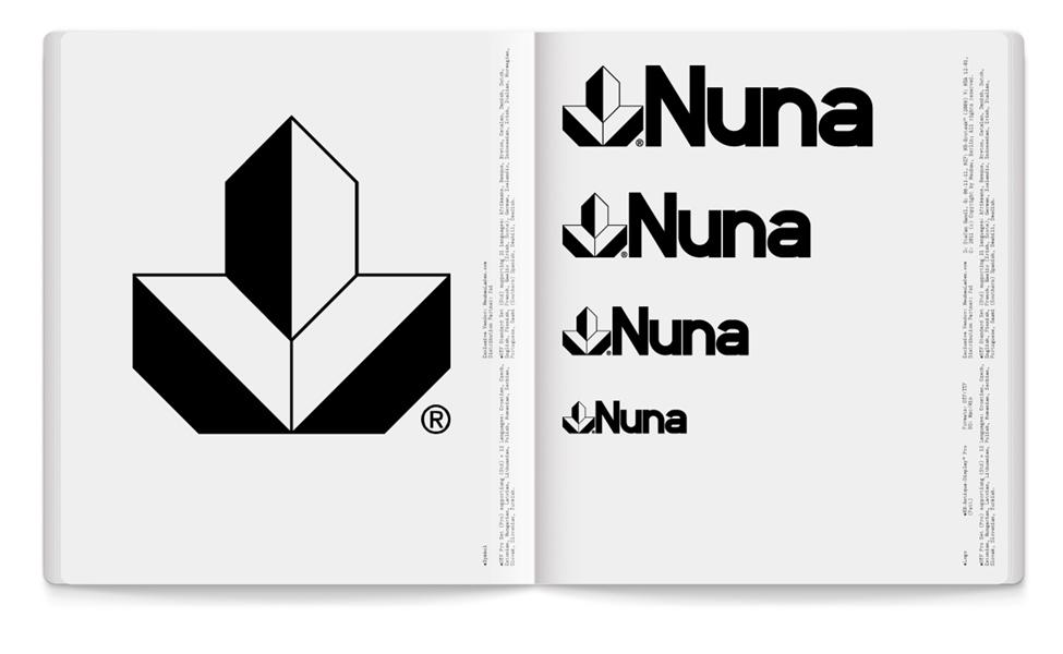Nuna Corporate Identity