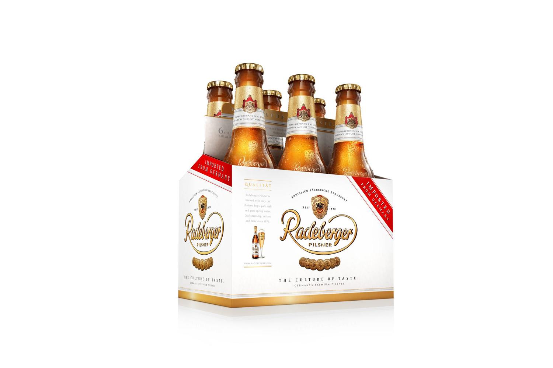 Radeberger Pilsner 6Pack