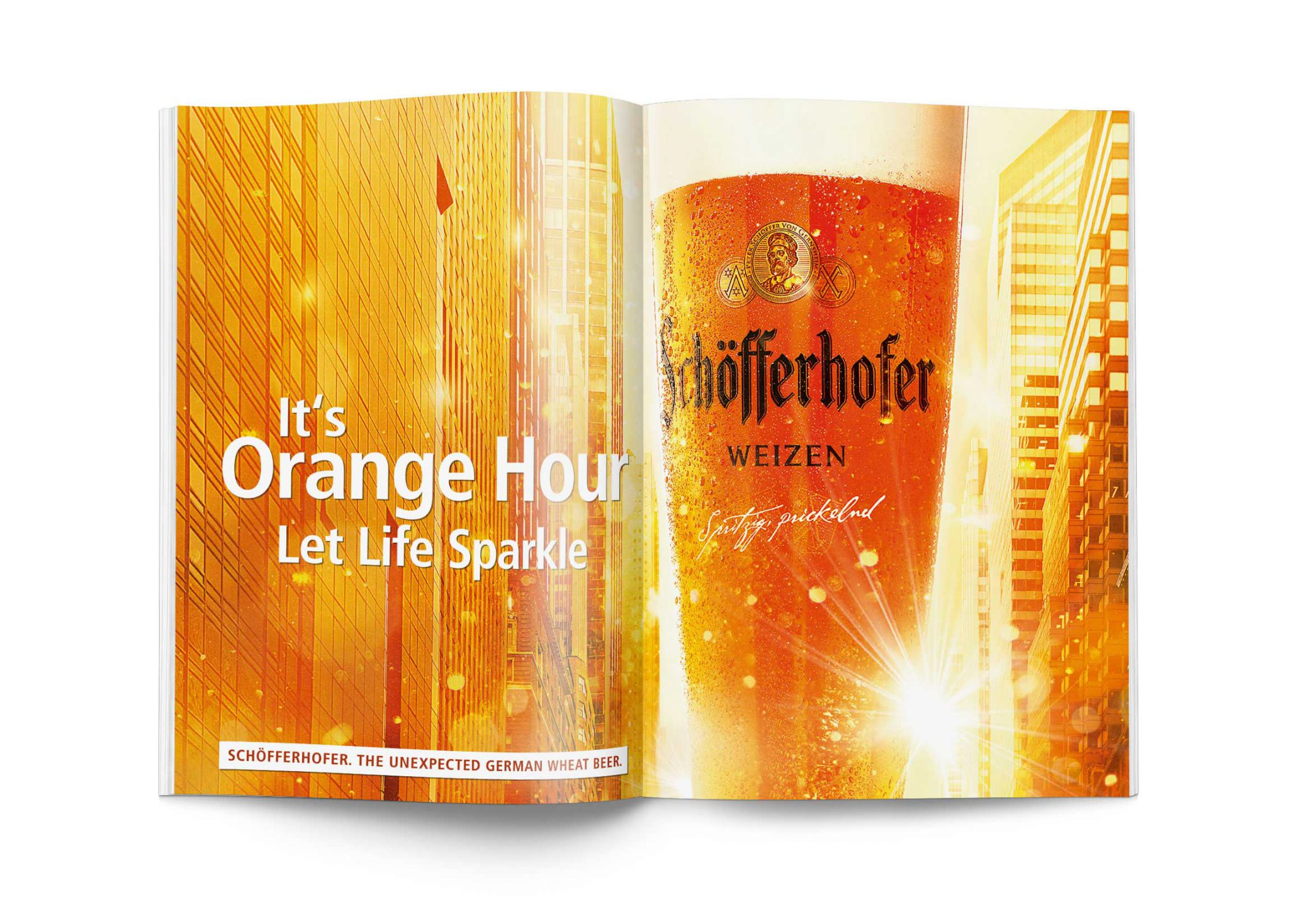 Schoefferhofer Magazine Advert