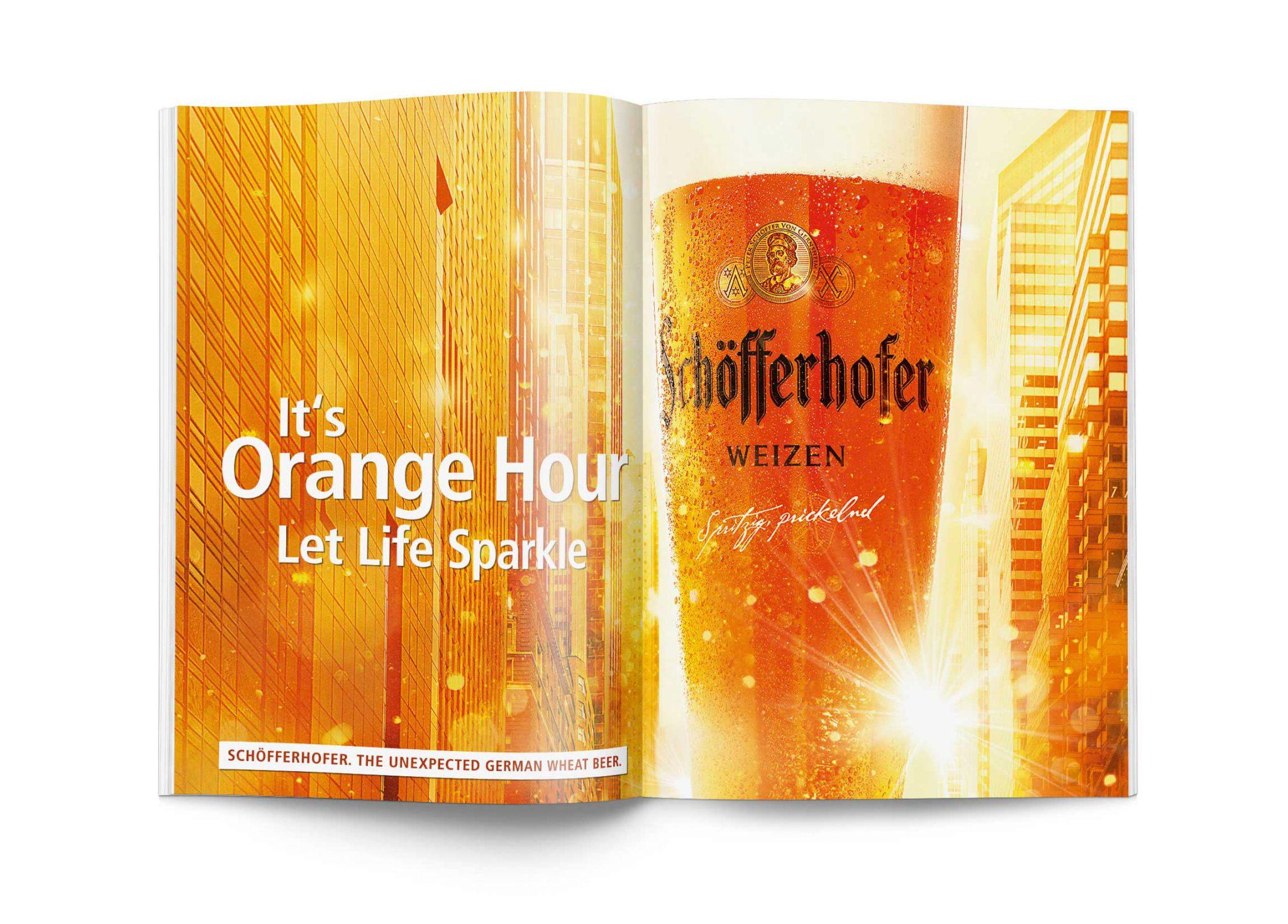 Schoefferhofer Magazine Advert