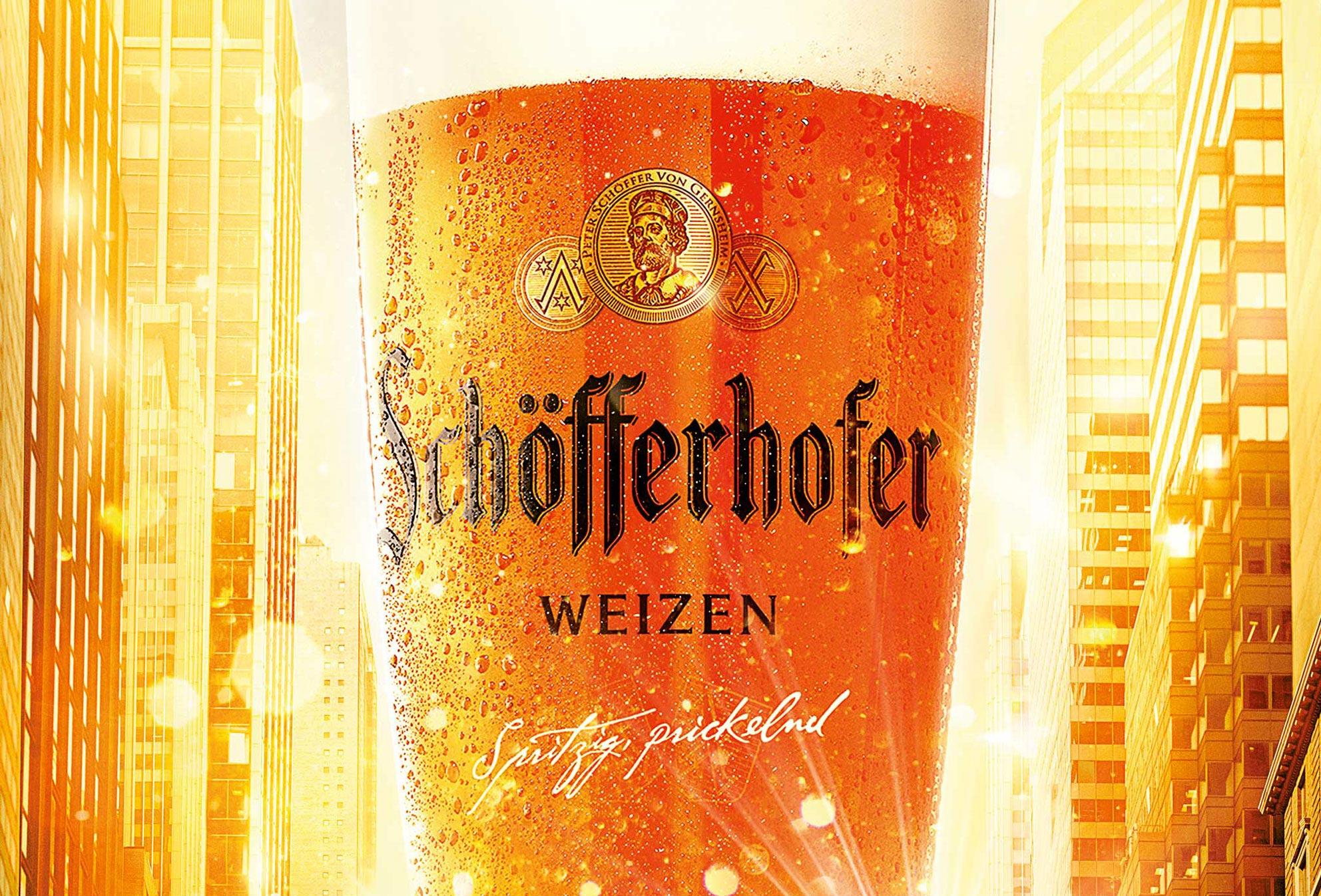 Schoefferhofer Orange Hour