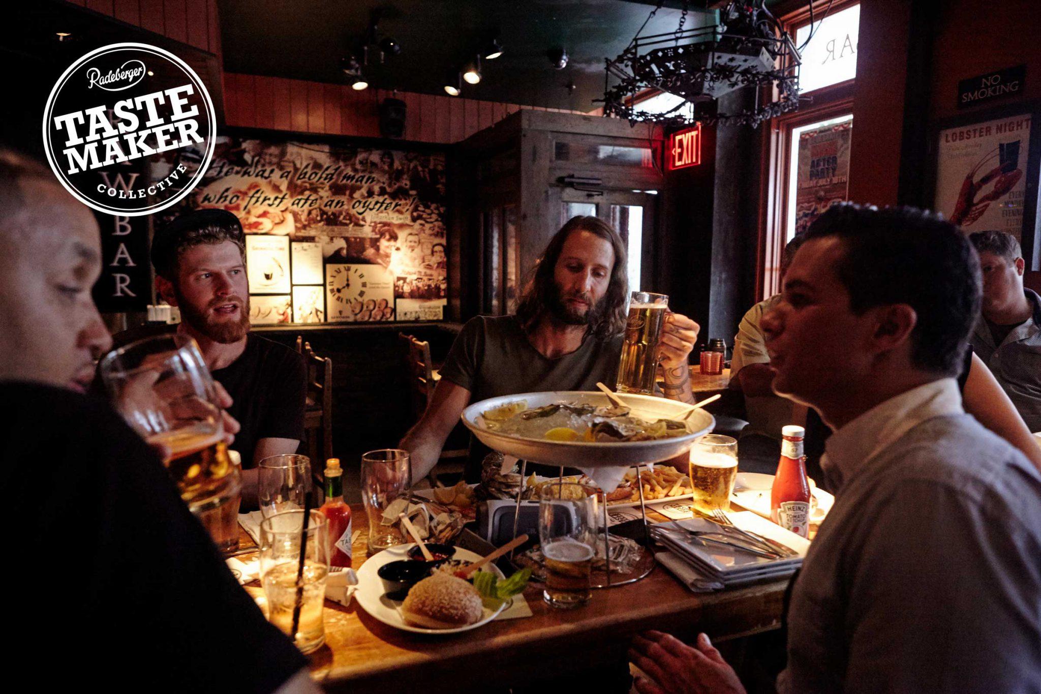 Tastemaker Collective Stammtisch