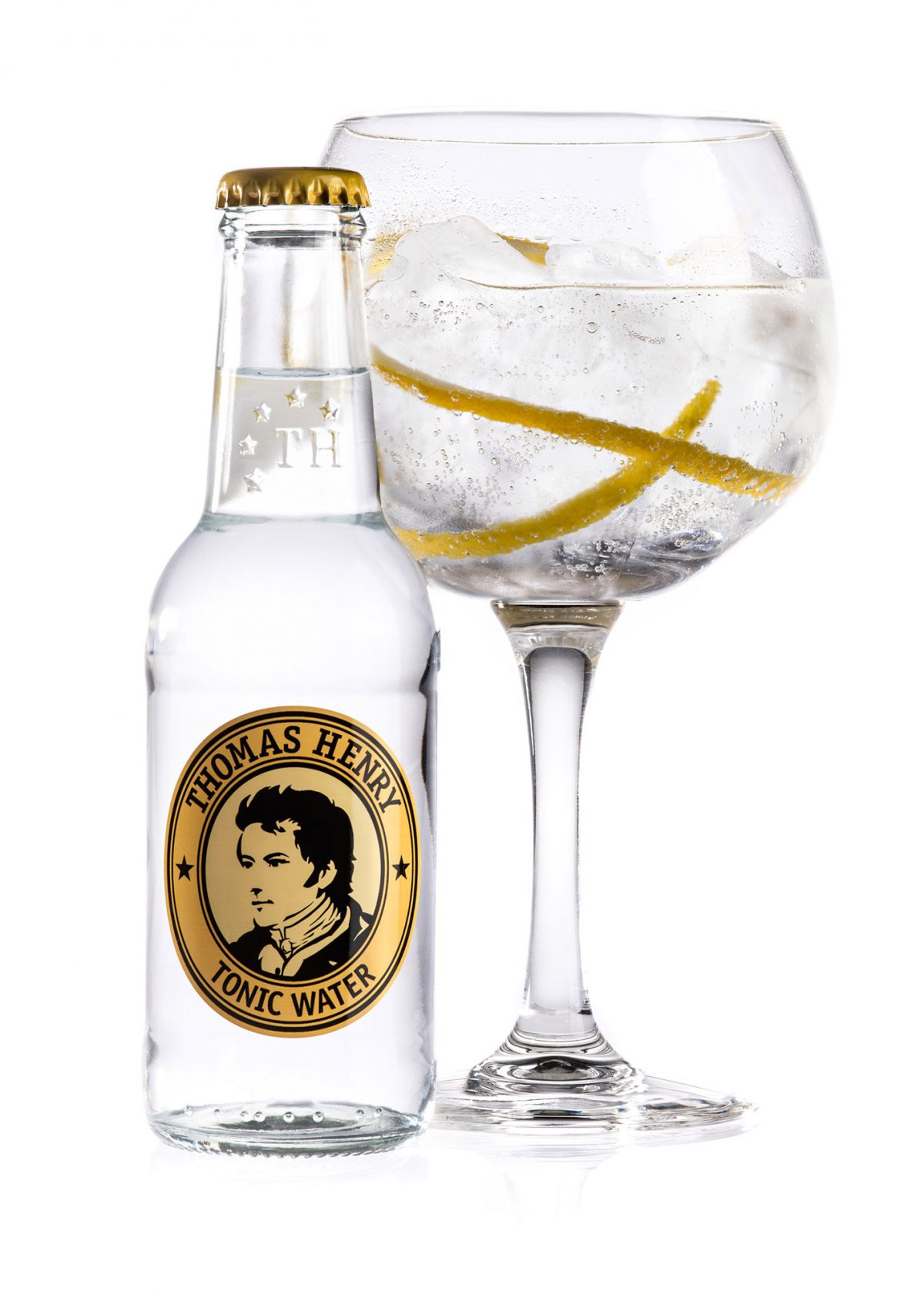 Thomas Henry Cocktail Gin & Tonic
